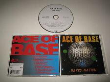 ACE OF BASE/HAPPY NACIÓN(METRONOME/517 749-2)CD ÁLBUM