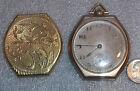 fine antique Ariston  yellow gold filled mens pocket watch 7 J runs photo
