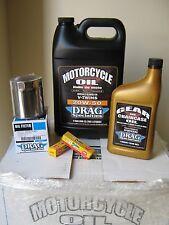 kit tagliando olio 4 LITRI harley davidson sportster 883 1200 garanzia low iron