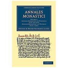 Annales Monastici - Volume 2 (Paperback or Softback)