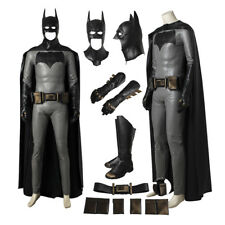New Original Justice League Batman Bruce Wayne Cosplay Costume Hallowmas Outfit