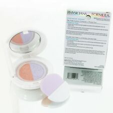 PHYSICIANS FORMULA MINERAL WEAR CUSHION CORRECTOR/BRIGHTENER PRIMER MAKEUP #6836
