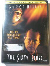 Dvd - The Sixth Sense (1999) - Collector's Edition - Bruce Willis - Guaranteed