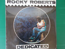 LP ROCKY ROBERTS DEDICATED SIGILLATO SEALED RARISSIMO