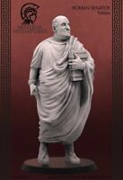 Roman Senator 54 mm by Minerva Miniatures resin kit