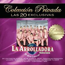 La Arrolladora Banda - Coleccion Privada: Las 20 Exclusivas [New CD]