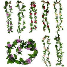 Ivy Faux Silk Dried & Artificial Flower Garlands