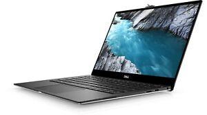 "NEW Dell XPS 13 7390 13.3"" FHD IPS Laptop i7-10510U 8GB 512GB FPR Silver"