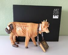 Neu! AIM Art in the City große Deko Kuh COW OF QUEENS - Bernhard Prinz !! J25