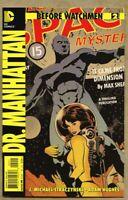 Before Watchmen Dr Manhattan #2-2012 nm 9.4 Adam Hughes Standard Cover Doctor