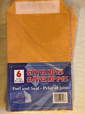 Mailing Envelopes 9x12 3pack