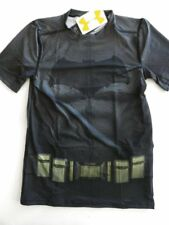 NWT Under Armour Batman BOY's Large Alter Ego T-shirt