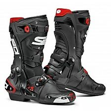 Motorcycle Sport BOOTS SIDI Rex Color Black Size 45