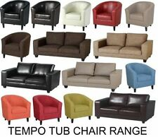 Faux Leather Solid Pattern Modern Armchairs