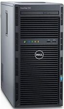 Dell PowerEdge T130 Server 64GB RAM RAID 3.4GHz Xeon E3-1230 v5 NEW