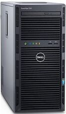 Dell PowerEdge T130 32GB RAM 2TB 2x1TB RAID E3-1220 v5 Server 2016 Standard