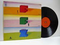FISHBAUGH AND FISHBAUGH AND ZORN self titled LP EX/EX- 64783, vinyl, album, 1972