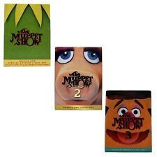 The Muppet Show Complete Series DVD Lot Season 1 2 3 One First Two Second Third