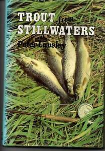 Trout from Stillwaters by Peter Lapsley fishing sports country sports