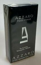 Azzaro Pour Homme 50ml Eau de Toilette EdT Spray Rechargeable