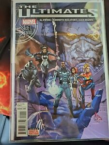 Ultimates #1 1st Appearance of Ayo NM 2015