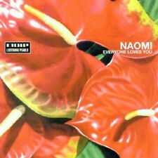 NAOMI = everyone loves you = ELECTRO DOWNBEAT SYNTH POP DOWNTEMPO GROOVES !!