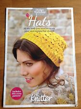 The Knitter - 4page Booklet In Hat Design Inc Gwithian Hat Pattern As Photo