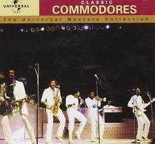 The Commodores Classic CD NEW Remastered Lionel Richie Easy/Still/Machine Gun+