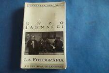 """ENZO JANNACCI """"LA FOTOGRAFIA XLI Festval di Sanremo"""" MUSICASSETTA SINGOLA SEALED"""
