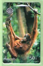 New Zealand - 1996 Endangered Species - $50 Orangutan - NZ-D-56 - Mint - #150006