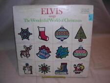 Elvis Sings The Wonderful World of Christmas ANLI-1936 NM / VG+
