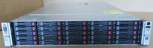 HP ProLiant DL380P GEN8 2x 8-Core E5-2640v2 2GHz 25TB 32GB 2U Raid Server