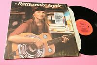 Rattlesnake Annie LP Same Title Orig US NM