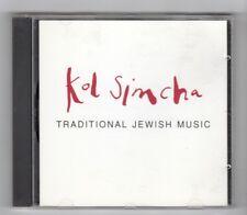 (HZ135) Kol Simcha, Traditional Jewish Music - 1990 CD