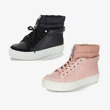 Skechers Warm Women's Sneakers Albawinter Street 73585 Black Light Pink