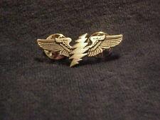 Grateful Dead 13 Point Lightning Bolt Wings Pin