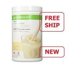 New listing Herbalife Formula 1 Nutritional Shake Mix, French Vanilla 750 Gram FREE SHIP