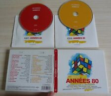 2 CD ALBUM ESSENTIALS ANNEES 80 COMPILATION 40 TITRES 2014 LIO IMAGES