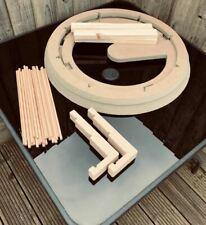 More details for kelad neck ring assembly full kit (60 degree chamfer)