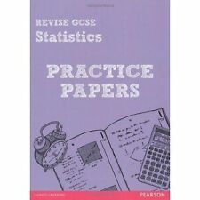 Revise Edexcel GCSE Statistics Practice Papers by Navtej Marwaha (Paperback,...