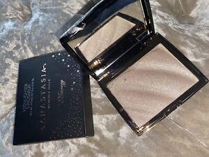 Amrezy Highlighter Anastasia Beverly Hills Rose Gold Glitter New Boxed Make Up
