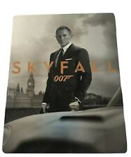 SKYFALL 007 (2012) James Bond - STEELBOOK UK Blu-ray (with J-card)
