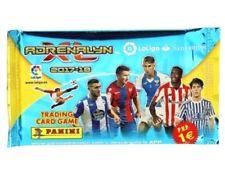5 x Adrenalyn - Liga 5 cromos  Panini 2017 2018 (Idolos Fichajes Oro) LEER LISTA
