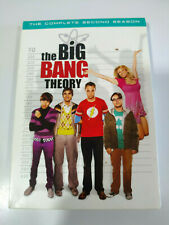 Big Bang Theory Complete Second Season - 4 x DVD Ingles Portugues - 3T
