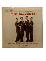 The Diamonds - Self Titled - Mono 1957 LP Record Album - Mercury MG 20309