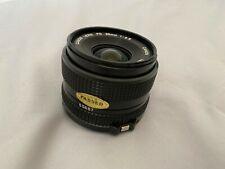 Canon FD 35mm f2.8 lens