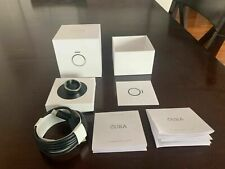 Oura Ring Series 2 Heritage Silver Size 10 Fitness Sleep Tracker Smart Ring