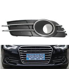 Car Lower Bumper Fog Light Grille Grill Left for Audi A6 C7 2011-2014 12 13 H00A