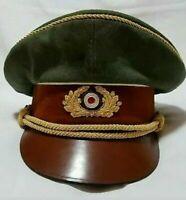 WW2 GERMAN SUPREME COMMANDER GENERAL OFFICER HAT CAP