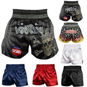 S-2XL XXR Combat MMA Fight Shorts Fight Grappling Muay Thai Boxing